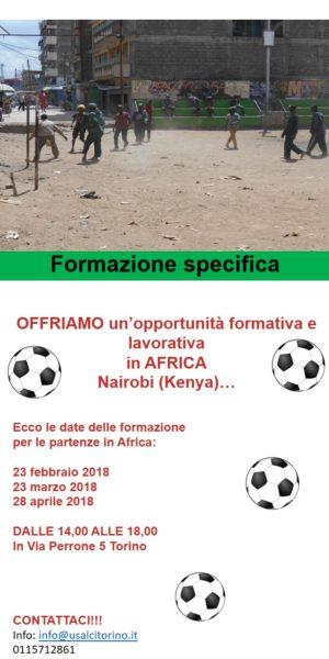 formazione africa